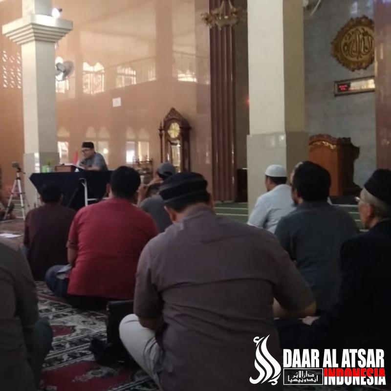 Kajian Islam Rutin di MBKU